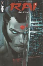 Rai (Bliss Comics - 2014) -2- La Chute