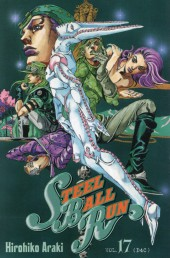 Steel ball run -17- D4C (Dirty Deeds Done Dirt Cheap)