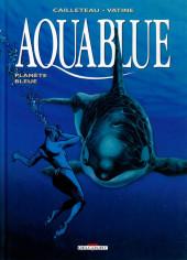 Aquablue -2d03- Planète bleue
