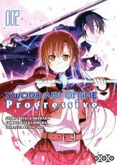 Sword Art Online - Progressive -2- Tome 2
