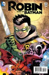 Robin: Son of Batman (2015) -3- Year Of Blood - Part Three