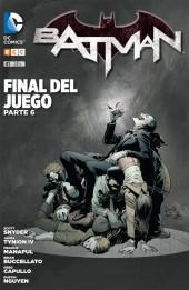 Batman (en espagnol) -41- Final del Juego. Parte 6.