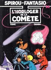 Spirou et Fantasio -36b94-  L'horloger de la comète