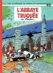 Spirou et Fantasio -22e91- L'abbaye truquée