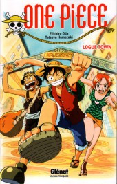 One Piece -HS21- Logue Town