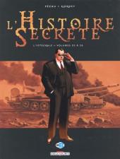 L'histoire secrète -INT07- L'Intégrale - Volumes 25 à 28