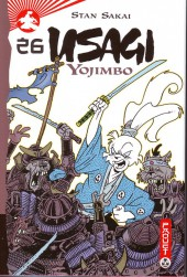 Usagi Yojimbo -26- Volume 26