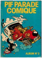 Pif Parade Comique -REC03- Album N°3