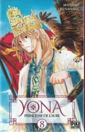 Yona, princesse de l'aube -8- Tome 8