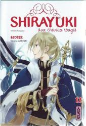 Shirayuki aux cheveux rouges -12- Tome 12
