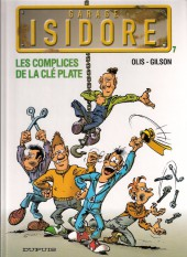 Garage Isidore -7a2002- Les complices de la clé plate