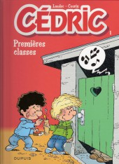 Cédric -1c2008- Premières classes