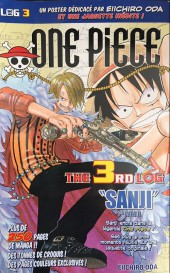 One Piece - La collection (Hachette) -3- Log 3