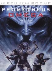 Le feu et la roche -5- Prometheus Omega