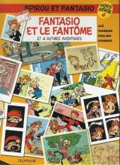 Spirou et Fantasio -HS04 b2012- Fantasio et le fantôme (et 4 autres aventures)