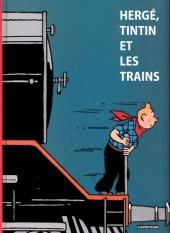 Tintin - Divers - Hergé, Tintin et les trains