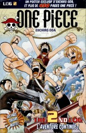 One Piece - La collection (Hachette) -2- Log 2