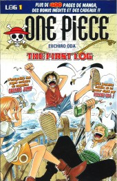 One Piece - La collection (Hachette) -1- Log 1