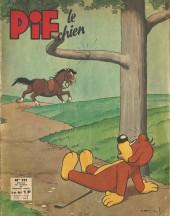 Pif le chien (3e série - Vaillant) -111- 3e série T.111