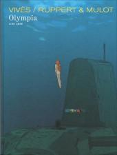 La grande Odalisque -2- Olympia