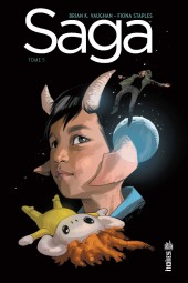 Saga (Vaughan/Staples) -5- Tome 5