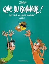 Que du bonheur ! -INT01- Petit traité des familles recomposées - Volume 1