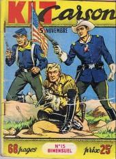 Kit Carson -15- La guerre des marais
