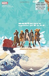 Nextwave: Agents of H.A.T.E. (2006) -INT- The Complete Collection