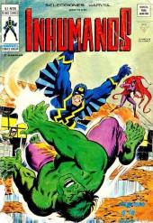 Selecciones Marvel (Vol.1) -20- Inhumanos: Regreso a la Tierra