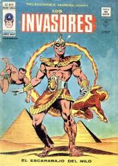 Selecciones Marvel (Vol.1) -21- Los Invasores: El escarabajo del Nilo