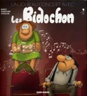 Les bidochon -HS08- Un jour au concert avec les Bidochon