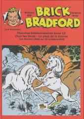 Luc Bradefer - Brick Bradford -PH12- Brick bradford - planches hebdomadaires tome 12