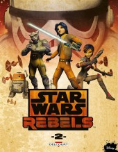 Star Wars - Rebels -2- Tome 2