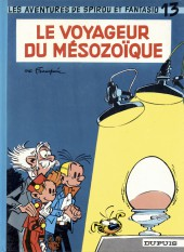 Spirou et Fantasio -13d82- Le voyageur du mésozoïque