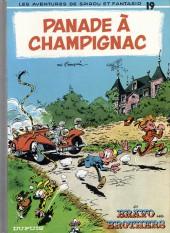 Spirou et Fantasio -19a1989- Panade à Champignac