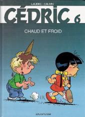 Cédric -6b2003/09- Chaud et froid