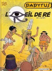 Papyrus -18a98a- L'œil de Ré