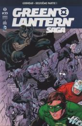 Green Lantern Saga -33- Godhead - Deuxième partie !