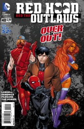 Red Hood and the Outlaws (2011) -40- Endgame