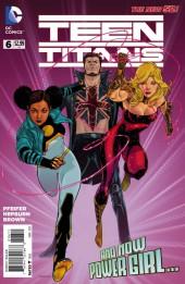 Teen Titans (2014) -6- Human Ressources, Part 2