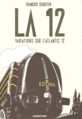 12 la Douce -HS- Variations sur l'Atlantic 12