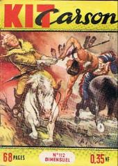 Kit Carson -112- Le bison caché