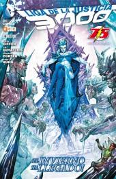 Liga de la Justicia 3000 -4- ¡El invierno ha llegado!