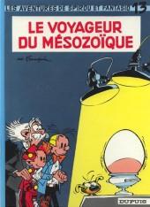Spirou et Fantasio -13e93- Le voyageur du mésozoïque