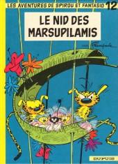 Spirou et Fantasio -12e86a- Le nid des Marsupilamis