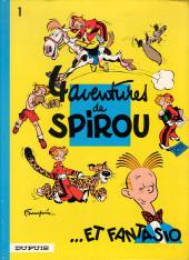 Spirou et Fantasio -1d1983- 4 aventures de Spirou ...et Fantasio