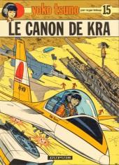 Yoko Tsuno -15a87- Le canon de Kra