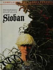 Complainte des Landes perdues -1TL- Sioban