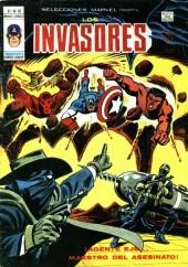 Selecciones Marvel (Vol.1) -32- Los Invasores: ¡Agente Eje... maestro del asesinato!