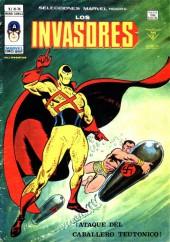 Selecciones Marvel (Vol.1) -36- Los Invasores: ¡Ataque del Caballero Teutónico!